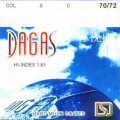 DAGAS 1.61 AS HMC EMI UV400 SHC