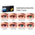 Офтальмикс Butterfly 1-тоновые 2 линзы